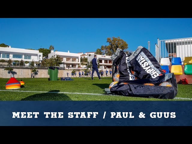 Meet The Staff / Paul & Guus