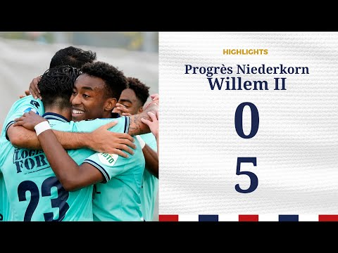 Highlights Progrès Niederkorn   Willem II