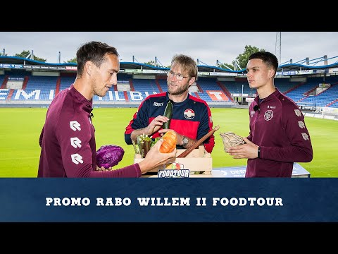 Promo / Rabo Willem II Foodtour