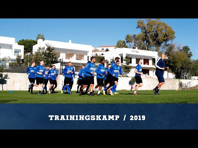 Trainingskamp / 2019