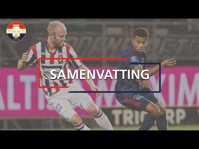 Samenvatting Willem II - Ajax