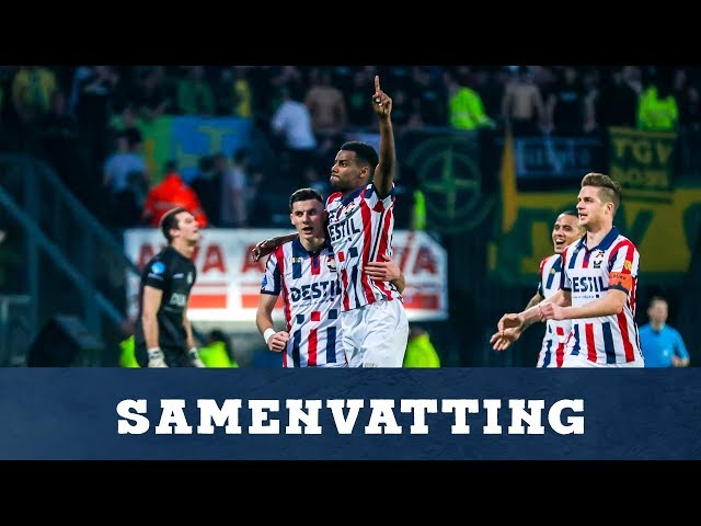 Samenvatting Willem II - Fortuna Sittard