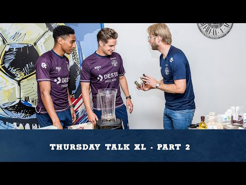 Thursday Talk XL / Part 2 / Willem II Betrokken